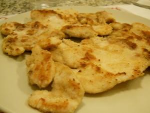 Bistecca di pollo